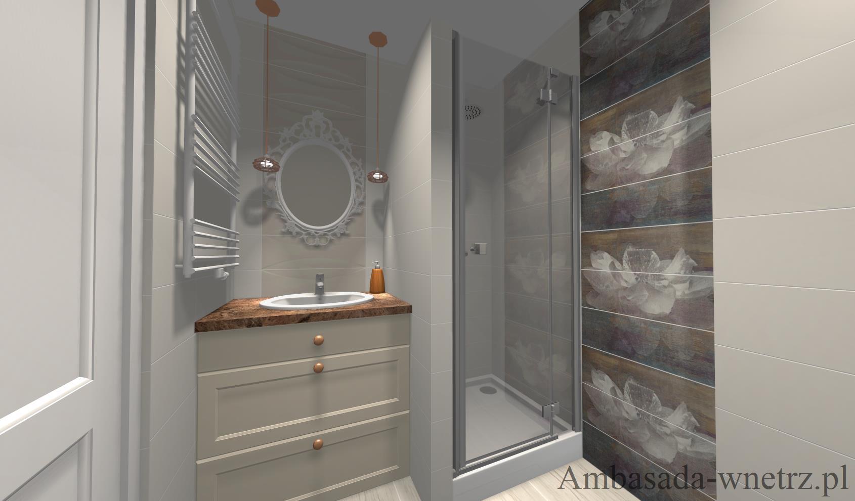 Projektowanie wnętrz Mieszkanie Paryżanki