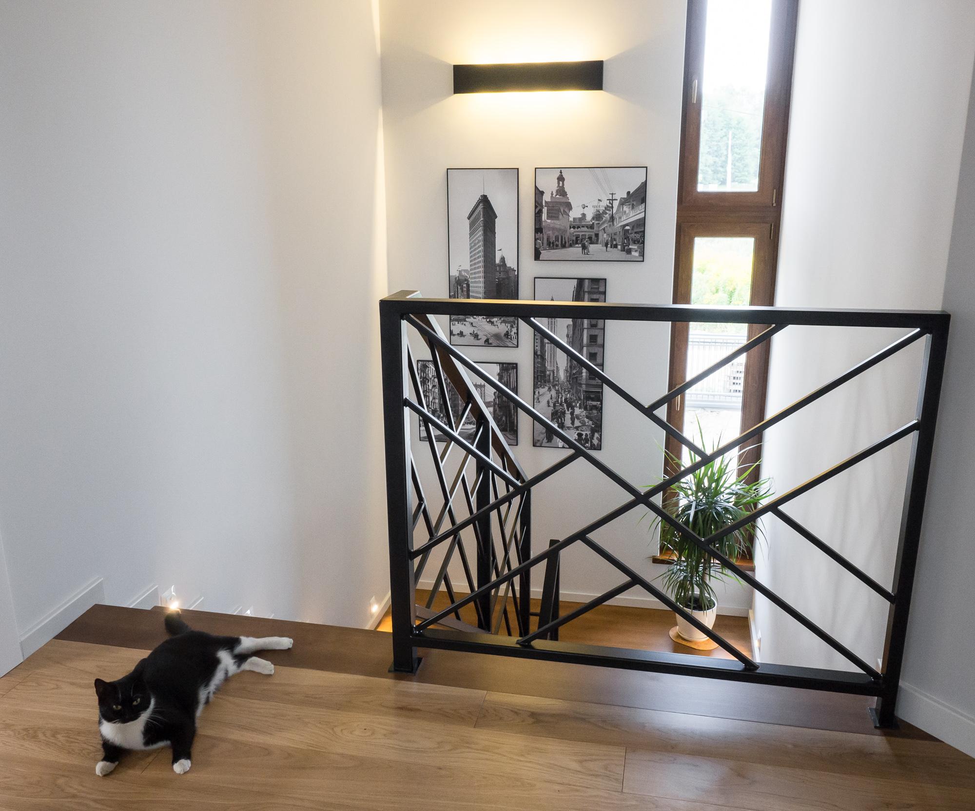 Projektowanie wnętrz Nowoczesny dom w stylu skandynawskim